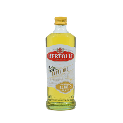 Bertolli - Olive Oil Classic 750ml - Bel & Brio Shop Online | Supermarket , Bottle Shop , Restaurant Deliveries