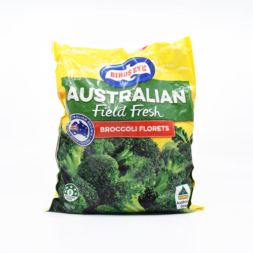 Birds Eye - Field Fresh Broccoli Florets 500g - Bel & Brio Shop Online | Supermarket , Bottle Shop , Restaurant Deliveries