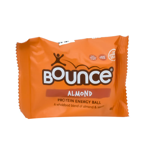 Bounce Protein Energy Ball - Almond 49g - Bel & Brio Shop Online | Supermarket , Bottle Shop , Restaurant Deliveries