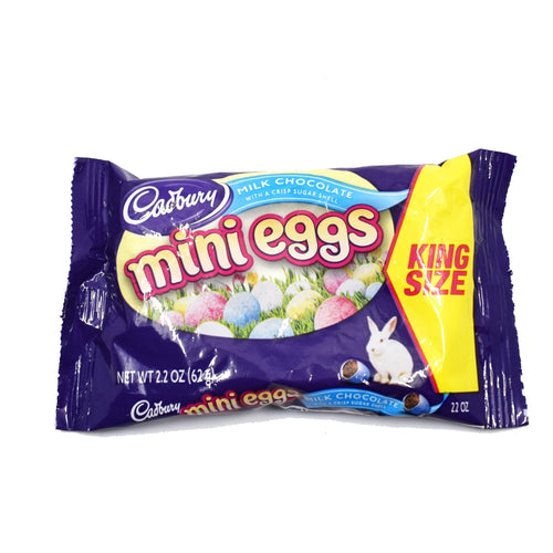 Cadbury Mini Eggs 62g