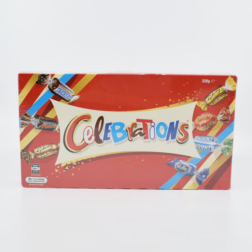 Celebrations 320g - Bel & Brio Shop Online | Supermarket , Bottle Shop , Restaurant Deliveries