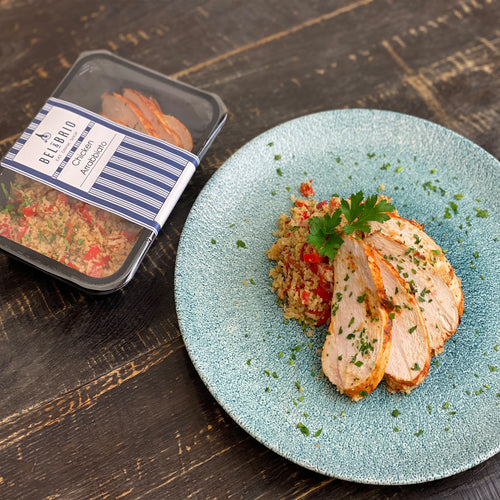 Chicken Arrabbiata - Bel & Brio Shop Online | Supermarket , Bottle Shop , Restaurant Deliveries