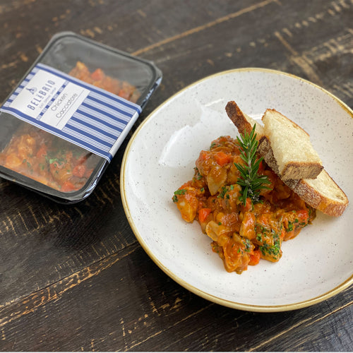 Chicken Cacciatore - Bel & Brio Shop Online | Supermarket , Bottle Shop , Restaurant Deliveries