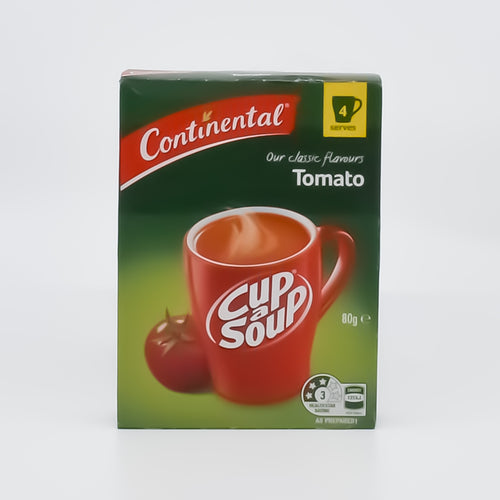 Continental Cup A Soup Tomato (4 Serves) - Bel & Brio Shop Online | Supermarket , Bottle Shop , Restaurant Deliveries
