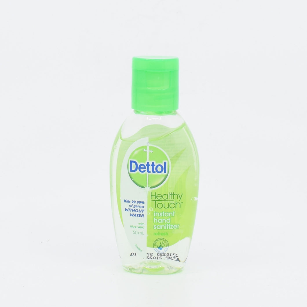 Dettol Instant Hand Sanitizer 50ml - Bel & Brio Shop Online | Supermarket , Bottle Shop , Restaurant Deliveries
