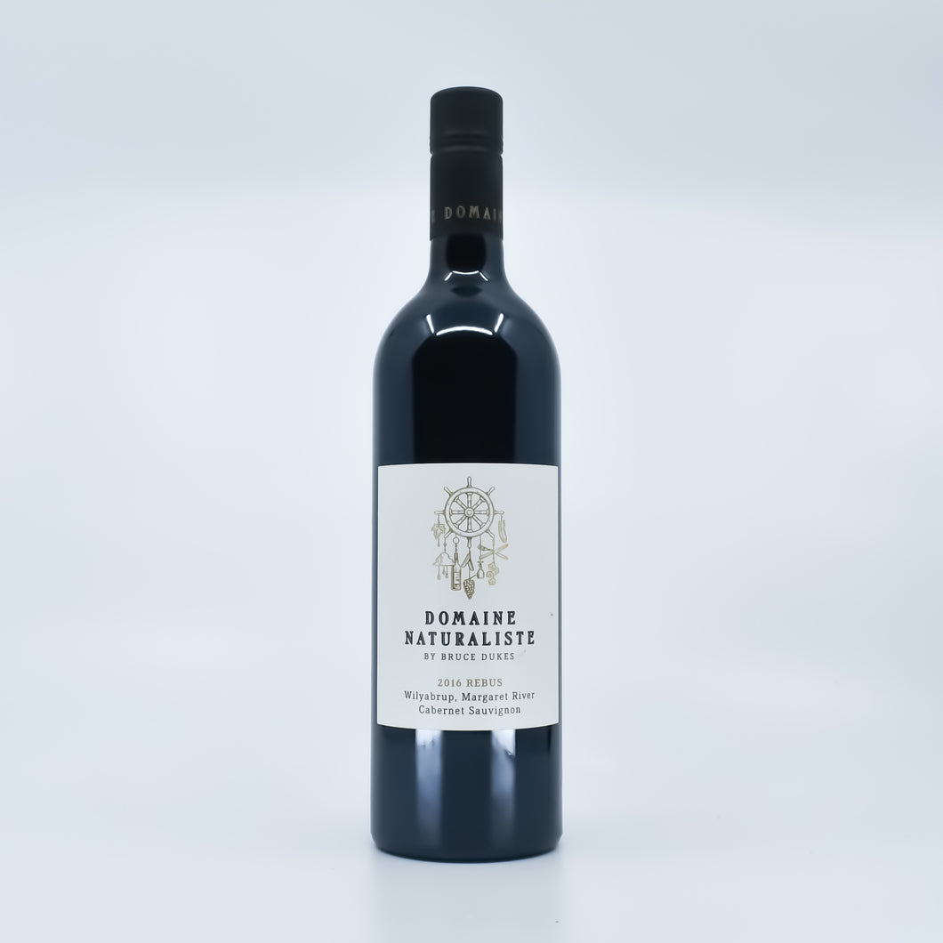 Domaine Natauraliste Rebus 2016 Cabernet Sauvignon (Margaret River WA) - Bel & Brio Shop Online | Supermarket , Bottle Shop , Restaurant Deliveries