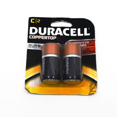 Duracell C2 Batteries 2 Pack - Bel & Brio Shop Online | Supermarket , Bottle Shop , Restaurant Deliveries