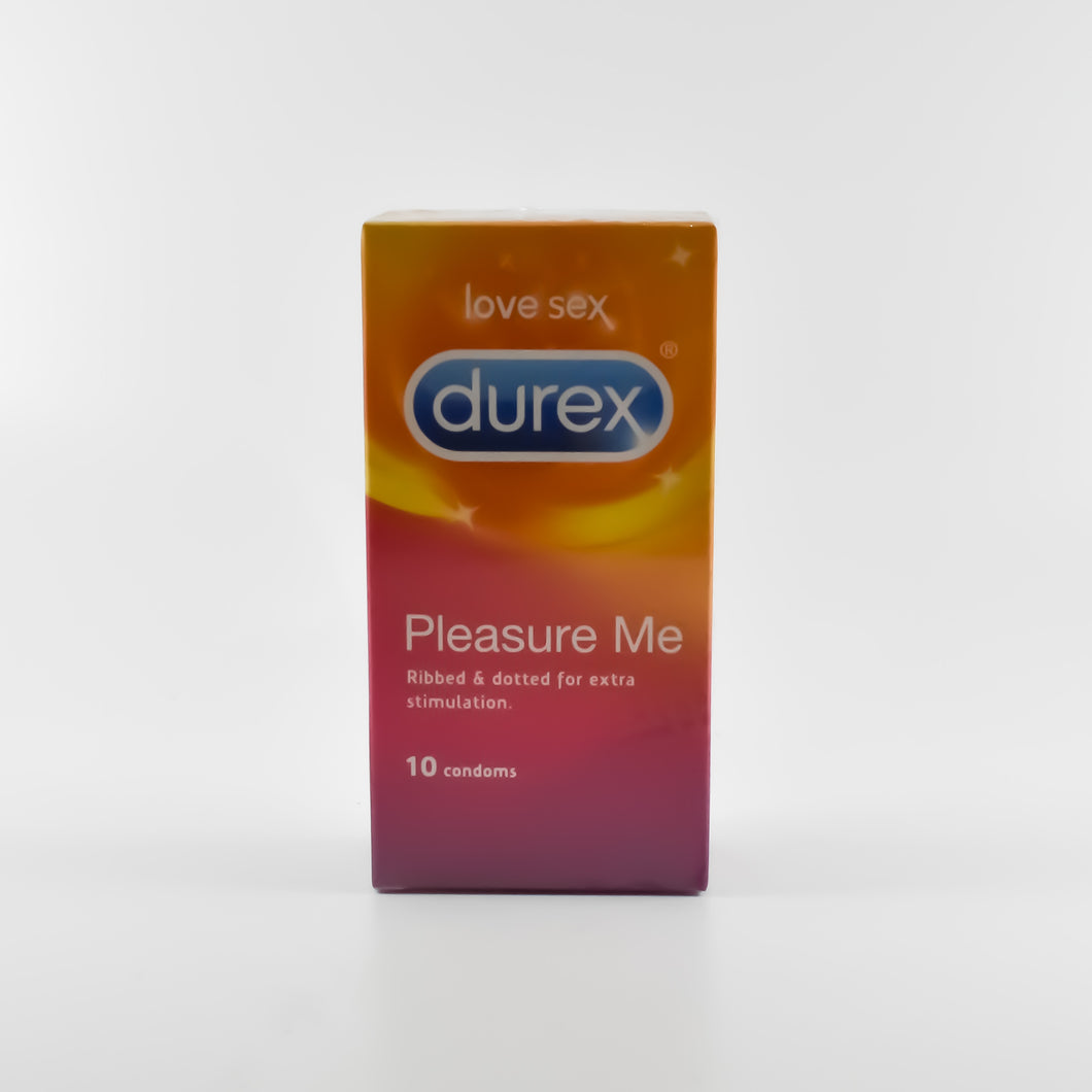 Durex - Pleasure Me Condoms (10 Pack) - Bel & Brio Shop Online | Supermarket , Bottle Shop , Restaurant Deliveries