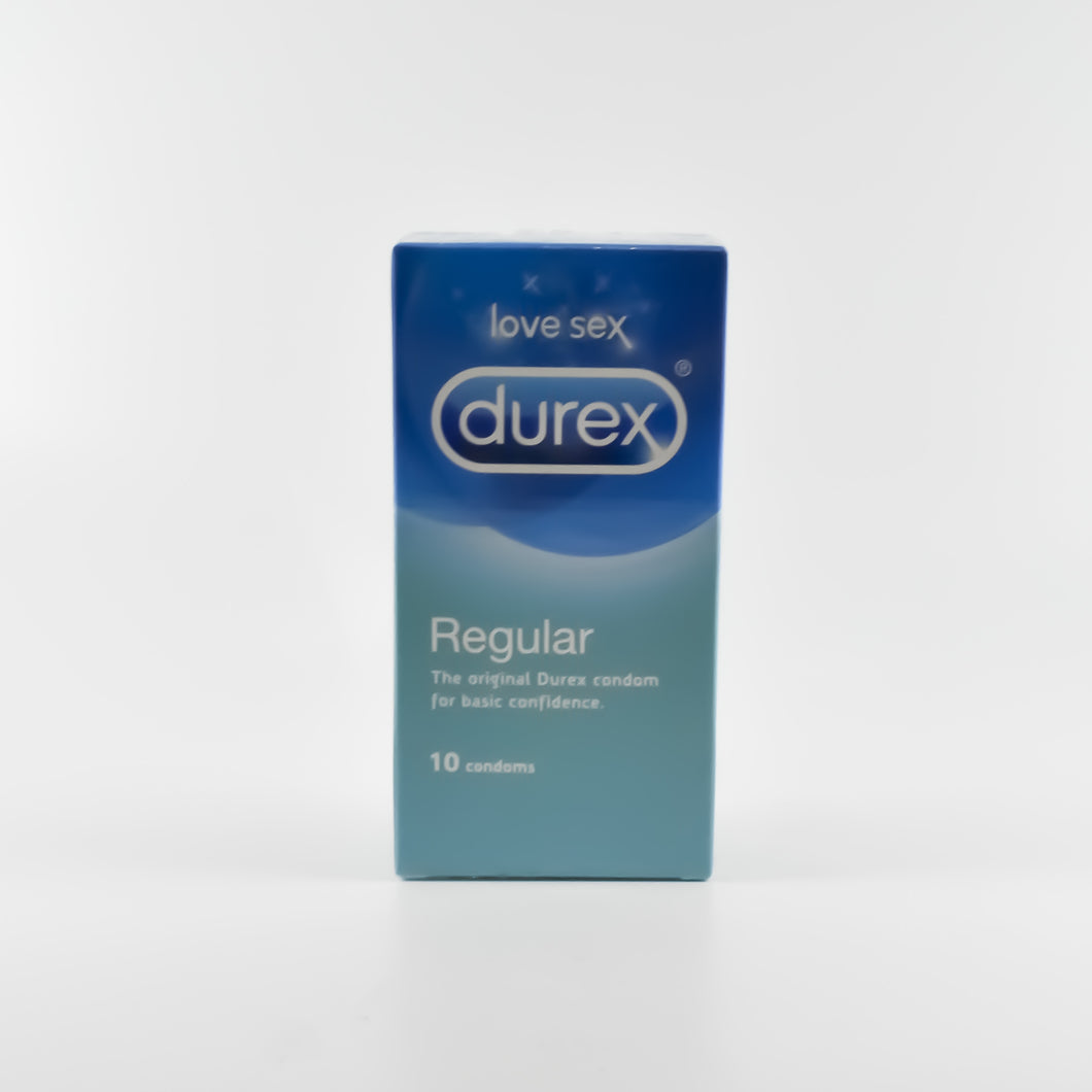 Durex - Regular (10 Pack) - Bel & Brio Shop Online | Supermarket , Bottle Shop , Restaurant Deliveries