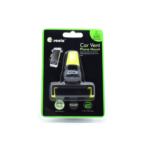 E-sonic - Car Vent Phone Mount 6