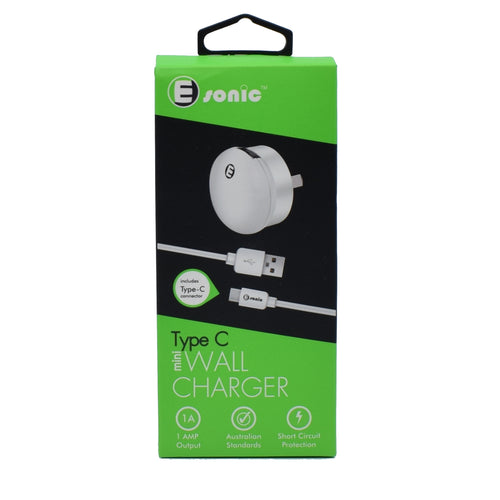 E-sonic - Type C Mini Wall ChargeråÊ