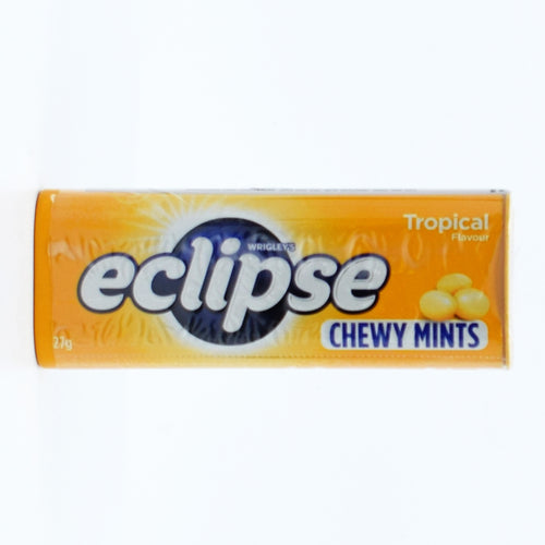 Eclipse Chewy Mints Tropical 27g