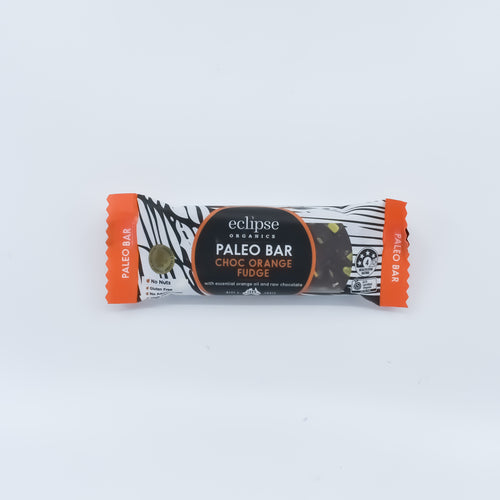 Eclipse Organics - Chocolate Orange Fudge 45g - Bel & Brio Shop Online | Supermarket , Bottle Shop , Restaurant Deliveries