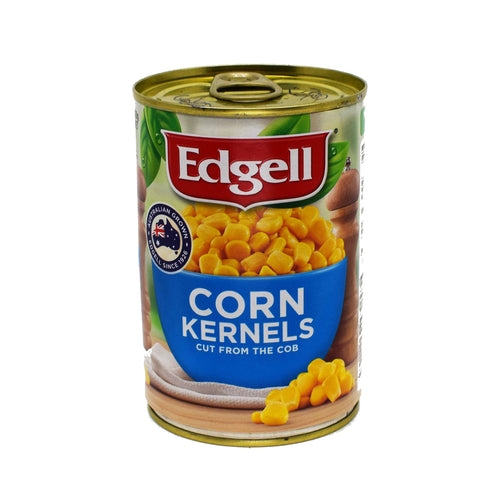 Edgell - Corn Kernels Tin 420g - Bel & Brio Shop Online | Supermarket , Bottle Shop , Restaurant Deliveries