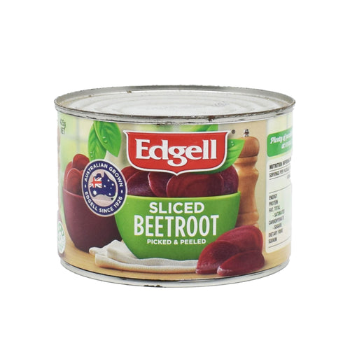 Edgell - Sliced Beetroot 425g - Bel & Brio Shop Online | Supermarket , Bottle Shop , Restaurant Deliveries