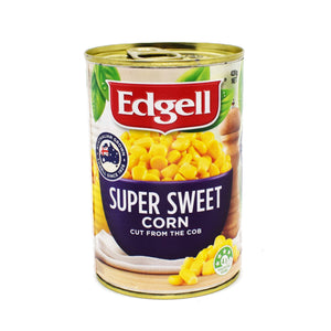 Edgell - Super Sweet Corn Tin 420g