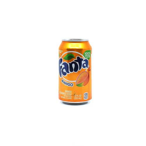 Fanta Mango Can 355ml