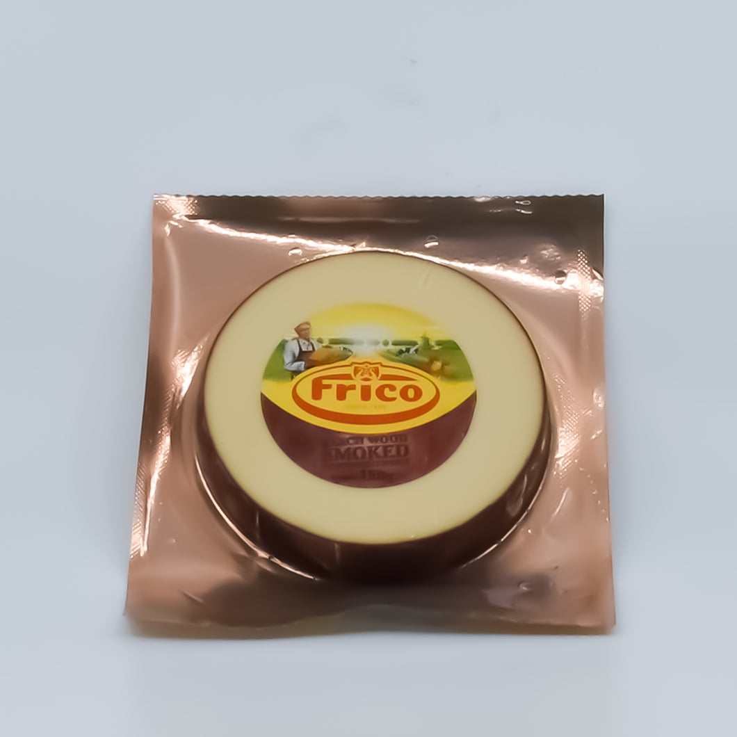 Frico - Beech Wood Smoked Cheese 150g - Bel & Brio Shop Online | Supermarket , Bottle Shop , Restaurant Deliveries