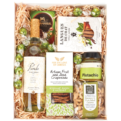Hamper: GREEN WITH ENVY - Bel & Brio Shop Online | Supermarket , Bottle Shop , Restaurant Deliveries