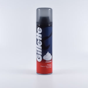 Gillette Shaving Foam - Regular 200ml - Bel & Brio Shop Online | Supermarket , Bottle Shop , Restaurant Deliveries