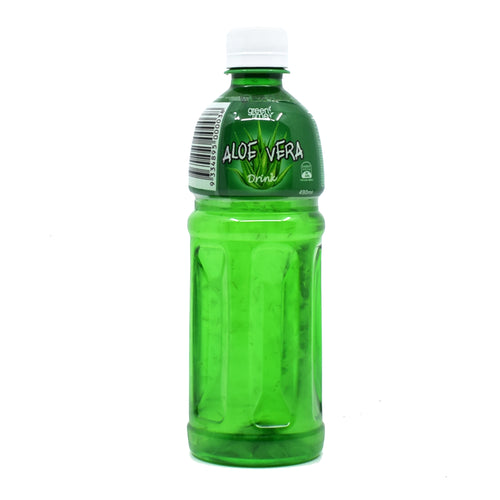 Green Time - Aloe Vera Drink 490ml