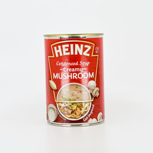 Heinz Creamy Mushroom Soup 420g - Bel & Brio Shop Online | Supermarket , Bottle Shop , Restaurant Deliveries