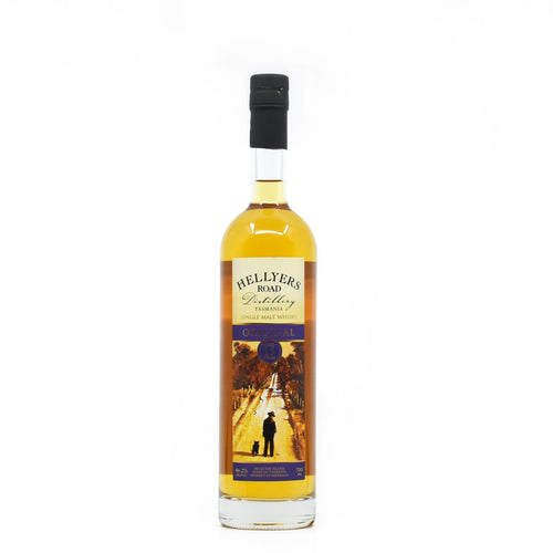 Hellyers Road Original Single Malt 15yo 700ml Bottle - Bel & Brio Shop Online | Supermarket , Bottle Shop , Restaurant Deliveries