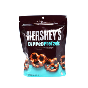 Hershey's Cookies 'N' Creme Dipped Pretzels 120g - Bel & Brio Shop Online | Supermarket , Bottle Shop , Restaurant Deliveries