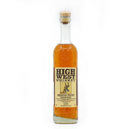 High West American Prairie Bourbon 750ml Bottle - Bel & Brio Shop Online | Supermarket , Bottle Shop , Restaurant Deliveries
