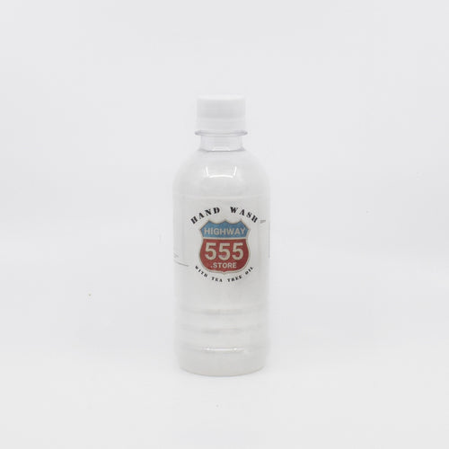 Highway 555 Store Hand Wash with Tea Tree Oil 330ml - Bel & Brio Shop Online | Supermarket , Bottle Shop , Restaurant Deliveries