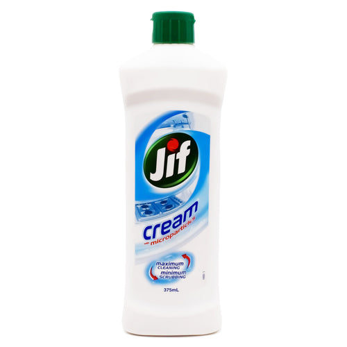 Jif Cream With Microparticles 375ml - Bel & Brio Shop Online | Supermarket , Bottle Shop , Restaurant Deliveries