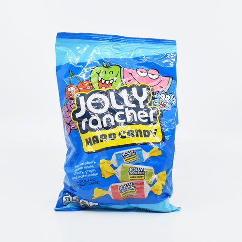 Jolly Rancher Blue Raspberry, Green Apple, Cherry, Grape & Watermelon Candy 198g - Bel & Brio Shop Online | Supermarket , Bottle Shop , Restaurant Deliveries