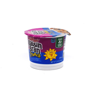 Kellogg's Raisin Bran Crunch Good Food To Go 60g - Bel & Brio Shop Online | Supermarket , Bottle Shop , Restaurant Deliveries