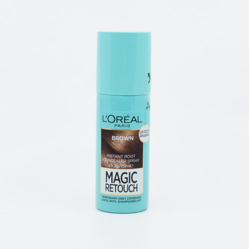 L'Oreal Paris Magic Hair Retouch (Brown) 75ml - Bel & Brio Shop Online | Supermarket , Bottle Shop , Restaurant Deliveries