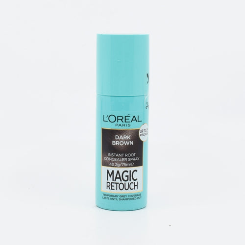 L'Oreal Paris Magic Hair Retouch (Dark Brown) 75ml - Bel & Brio Shop Online | Supermarket , Bottle Shop , Restaurant Deliveries