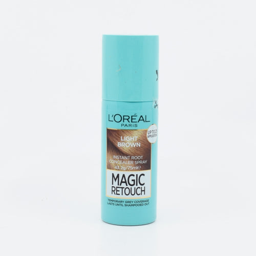 L'Oreal Paris Magic Hair Retouch (Light Brown) 75ml - Bel & Brio Shop Online | Supermarket , Bottle Shop , Restaurant Deliveries