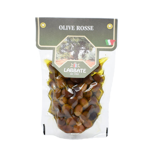 Labbate - Olive Rosse 250g - Bel & Brio Shop Online | Supermarket , Bottle Shop , Restaurant Deliveries