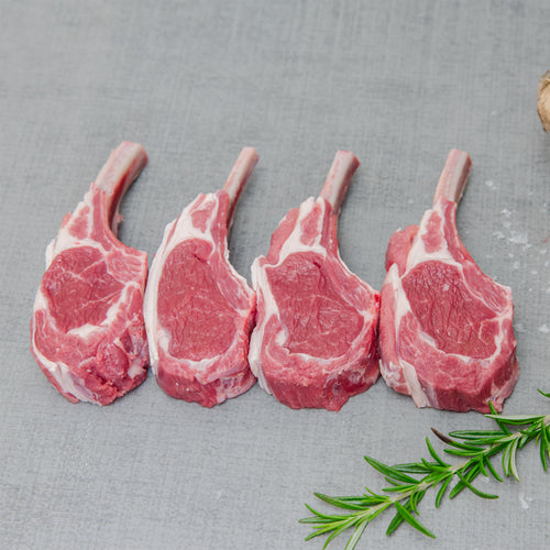Lamb Cutlets (6 Pieces) - Bel & Brio Shop Online | Supermarket , Bottle Shop , Restaurant Deliveries