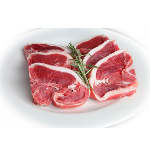 Lamb Loin Chops (6 Pieces) - Bel & Brio Shop Online | Supermarket , Bottle Shop , Restaurant Deliveries