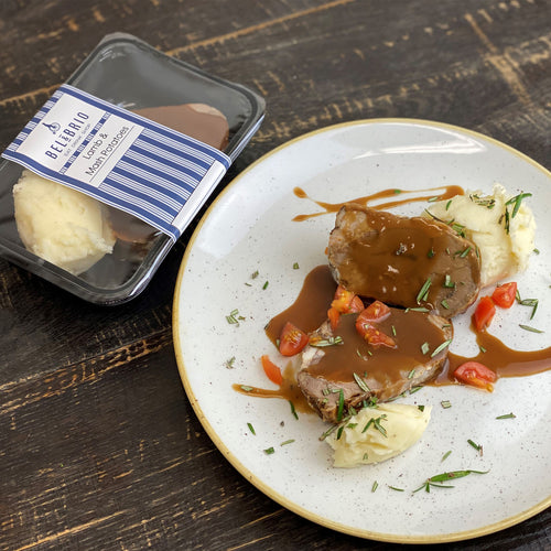 Lamb Shoulder - Bel & Brio Shop Online | Supermarket , Bottle Shop , Restaurant Deliveries