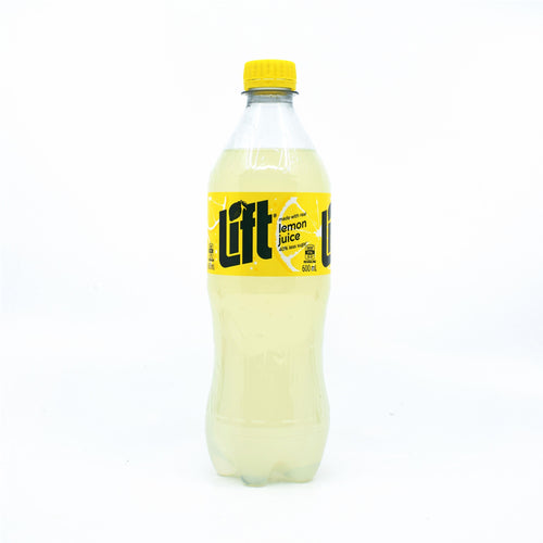 Lift Lemon Juice 600ml