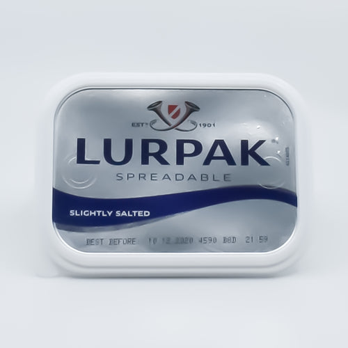 Lurpak - Slightly Salted Spreadable Butter 250g - Bel & Brio Shop Online | Supermarket , Bottle Shop , Restaurant Deliveries