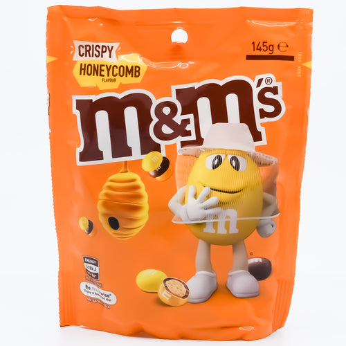 M&M's Crispy Honeycomb 145g - Bel & Brio Shop Online | Supermarket , Bottle Shop , Restaurant Deliveries