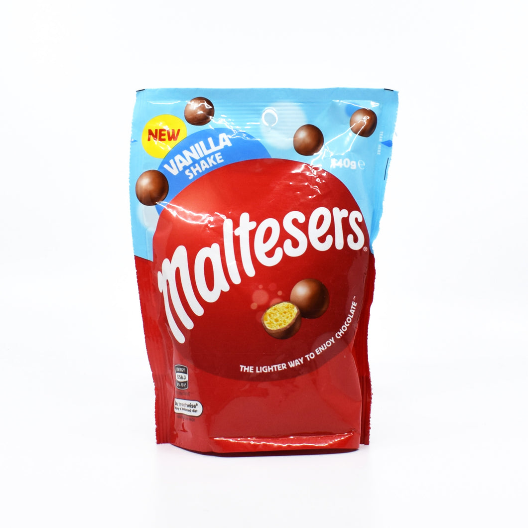 Maltesers Vanilla Shake 140g - Bel & Brio Shop Online | Supermarket , Bottle Shop , Restaurant Deliveries