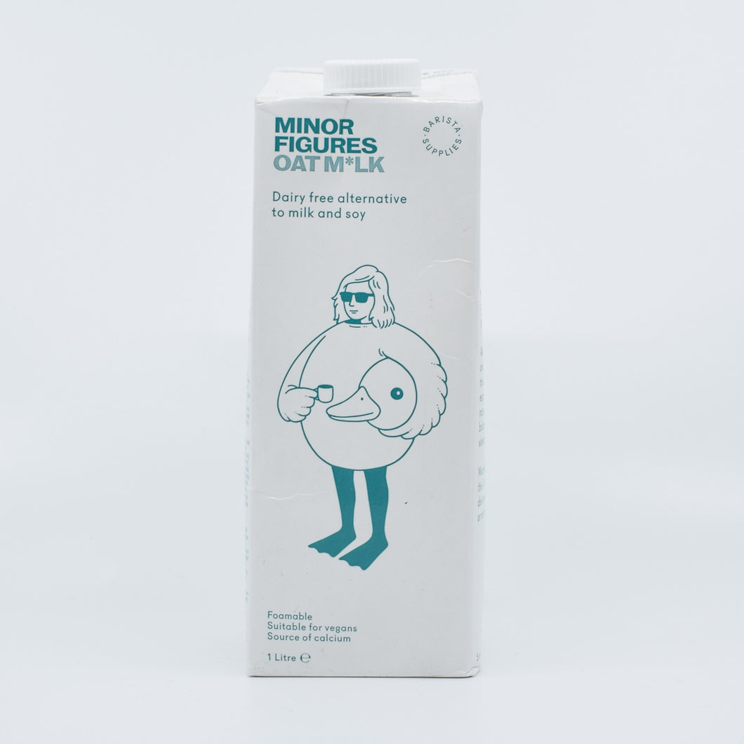 Minor Figures - Oat Milk 1L - Bel & Brio Shop Online | Supermarket , Bottle Shop , Restaurant Deliveries