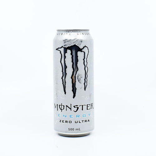 Monster Energy Drink (Zero Ultra) 500ml