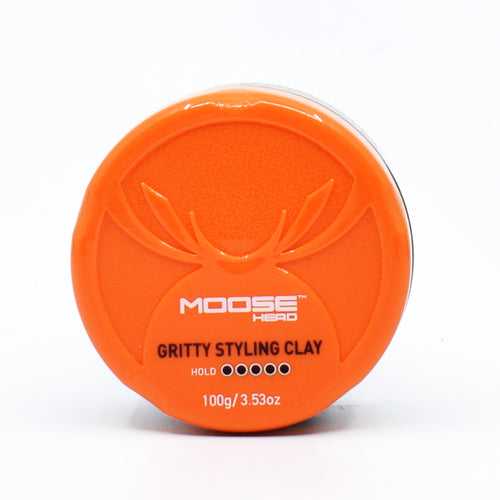 Moose Head - Gritty Styling Clay 100g