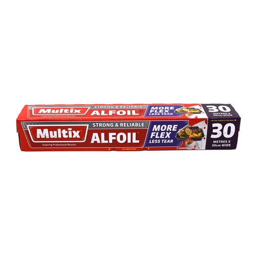 Multix Alfoil (30m x 30cm) - Bel & Brio Shop Online | Supermarket , Bottle Shop , Restaurant Deliveries