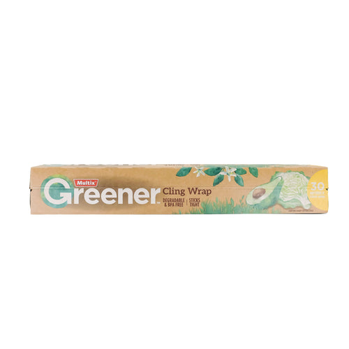 Multix Greener Clip Wrap (30m long x 33cm wide) - Bel & Brio Shop Online | Supermarket , Bottle Shop , Restaurant Deliveries