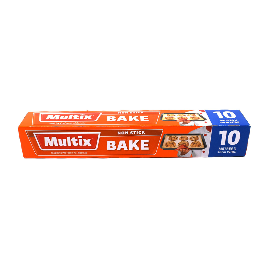 Multix Non Stick Bake (10m x 30cm) - Bel & Brio Shop Online | Supermarket , Bottle Shop , Restaurant Deliveries